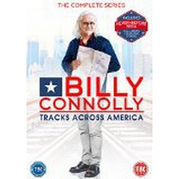 Billy Connolly Tracks Across America [DVD] [2016]
